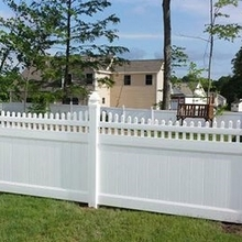 vinyl fencing panels for outdoor /with waterproof