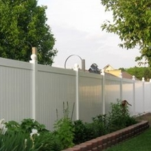 Plastic Full Privacy Fence