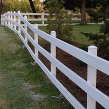 Pvc horse fence used horse fence panels ranch fence