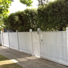 Showtech Fence High Quality PVC Fence Panels