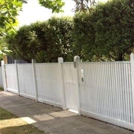 Fence High Quality PVC Fence Panels vinyl privacy fencing