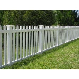 Wholesale Factory Made Best Quality Vinyl Fence Picket