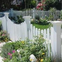 pvc picket fence prices/a special and beautiful pvc fence