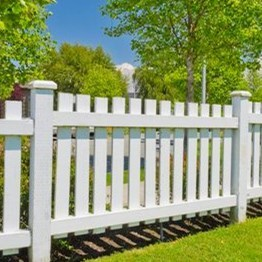 white pvc vinyl plastic fencing factory direct sell/how to clean a vinyl fence