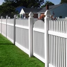 2018 Hot selling square pickt fence direct manufacturer with good price