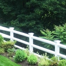 Hot sales Vinyl Fence Post for Farm