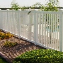 Uv Proof Plastic Fence Semi privacy pool fence lowes vinyl fence panels