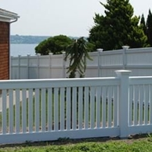 UL94 UV Fashion Design Top Quality Vinyl PVC Swimming Pool Fence / vinyl privacy fence