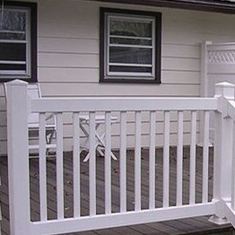 Easy Installation PVC Swimming Pool Fence /vinyl privacy fence/ white vinyl fence
