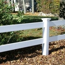 vinyl fencing for horses/a safer alternative to traditional Fencing
