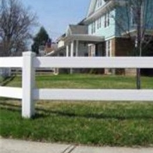 vinyl horse fencing prices/A fence suitable for horse farms and gardens pvc horse fence pvc gate