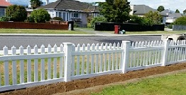 Pvc Fence Colors