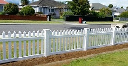 Vinyl Lattice Fence Designs