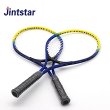 Wholesale 21 inch aluminum tennis rackets/racque set for kids with customer design