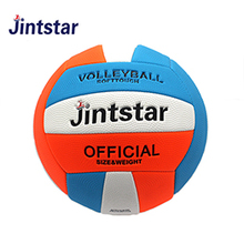 Best seller standard size machine stitched volleyball in bulk