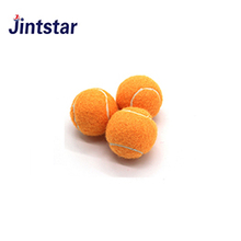 Wholesale customized mini tennis balls with cheap price