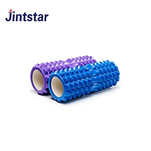 Customized high density colorful yoga massage foam rollers