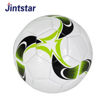 Hot machine sewn size 5 PVC sporting soccer ball for importer