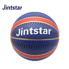 Rubber Basketball Sport Exercise Size 7 Basketball Ball