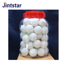 Custom print 40mm ping pong balls table tennis with new design