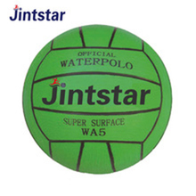 Jintstar hot-selling natural rubber waterpolo ball Size 5