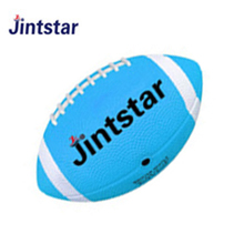 Wholesale custom official size and weight rubber rugby ball
