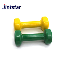 Jintstar triangle custom size&color dumbbell
