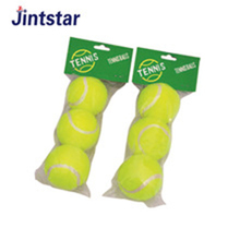 Factory price custom printed tennis balls for wholesale