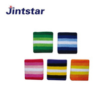 Popular Colorful Fancy Sports Elastic Wrist Band For Students