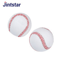 Wholesale personalized pvc leather baseball ball for practicing