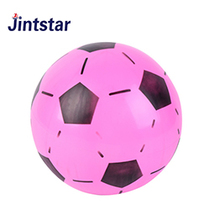 Jintsar wholesale small colorful inflatable PVC ball for promotion