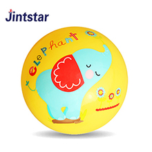 Promotional wholesale sports ball inflatable PVC ball for kids