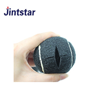 Jintstar colorful wool pre-cut walker tennis ball for chairs