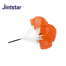 Jintstar power running resistance parachute colorful speed training chute