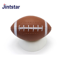 China mini PVC american football custom PVC ball