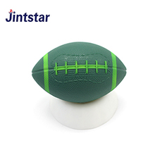 Hot sale cheap mini PVC american football balls custom toy football