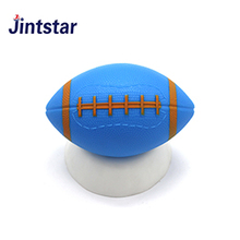 Jintstar mini custom american football cheap pvc promotional football for kids