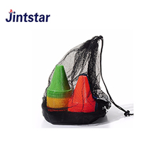 Wholesale colorful sports training cones marker set skating agility cones