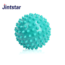 Jintstar custom pvc spiky massage ball colorful muscle relaxed ball