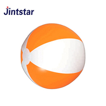 Giant pvc inflatable beach ball custom logo toy ball