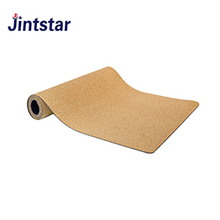 China wholesale natural cork yoga mat double side eco friendly yoga mat