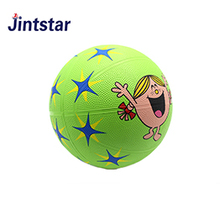 Cheap size 3 2 1 custom mini rubber basketball ball for sale