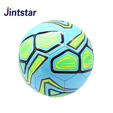 Size 5 custom print promotional PVC soccer ball football