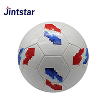 custom size weight PVC PU soccer ball promotion