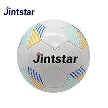 Cheap wholesale custom size weight team soccer ball
