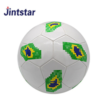 China wholesale custom size 5 PVC soccer ball