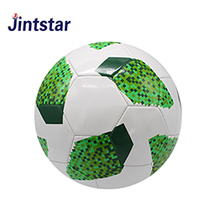 custom size weight PVC soccer ball size 5 football balls