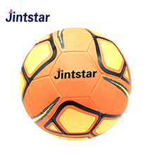 cheap football custom team pvc leather soccer ball