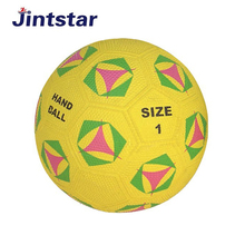 Wholesale outdoor indoor playground ball colorful rubber playground balls for children