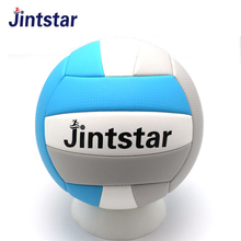 Jintstar top quality durable 18 panels size 5 machine stitched volleyball
